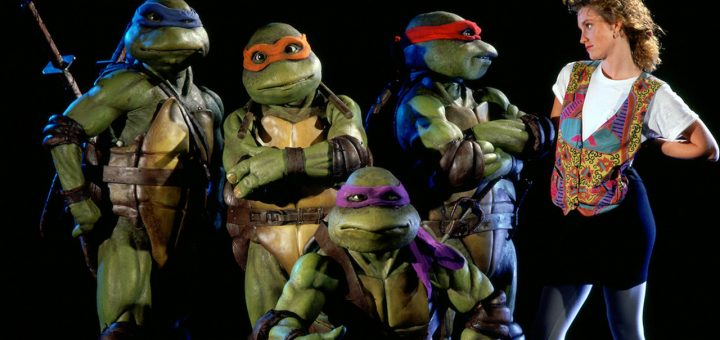 Teenage Mutant Ninja Turtles 1990 movie film review