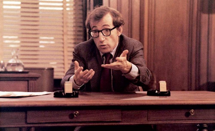 Woody Allen The Front 1976 Hollywood blacklist drama
