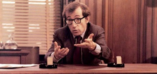 Woody Allen The Front 1976 movie Hollywood blacklist drama