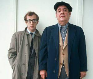 Woody Allen Zero Mostel The Front 1976