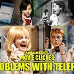 Movie Cliches Telephone Horror Films HaphazardStuff