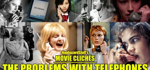 Movie Cliches Telephone Horror Films HaphazardStuff