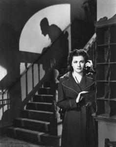 Night Train To Munich 1940 Margaret Lockwood telephone