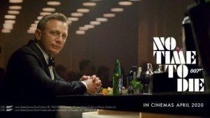 No Time To Die Daniel Craig James Bond Heineken ad