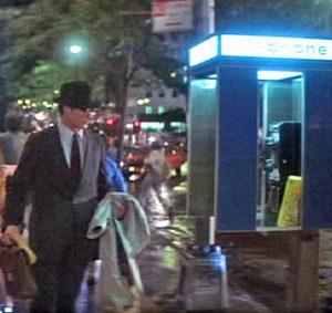 Superman 1978 Christopher Reeve phone booth joke