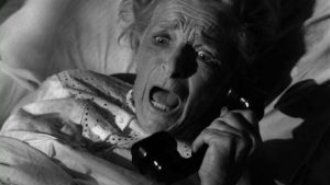 Twilight Zone Night Call Telelphone episode