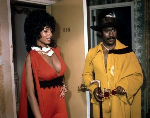 Coffy 1973 Pam Grier Rober Doqui King George fashion