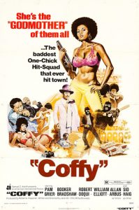 Coffy 1973 movie poster Pam Grier