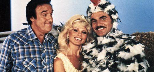 Jim Nabors Loni Anderson Burt Reynolds Stroker Ace 1983