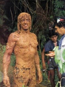Sylvester Stallone Rambo First Blood Part 2 1985 filming behind scenes production