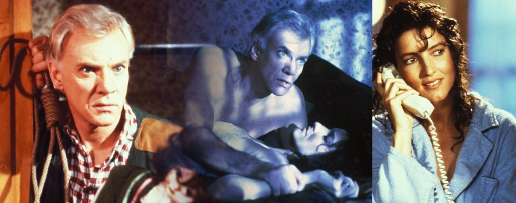 The Caller 1987 Thriller Malcolm McDowell Madolyn Smith