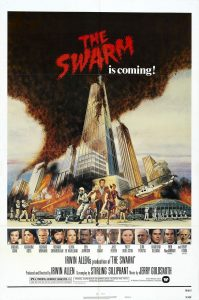 The Swarm 1978 movie poster