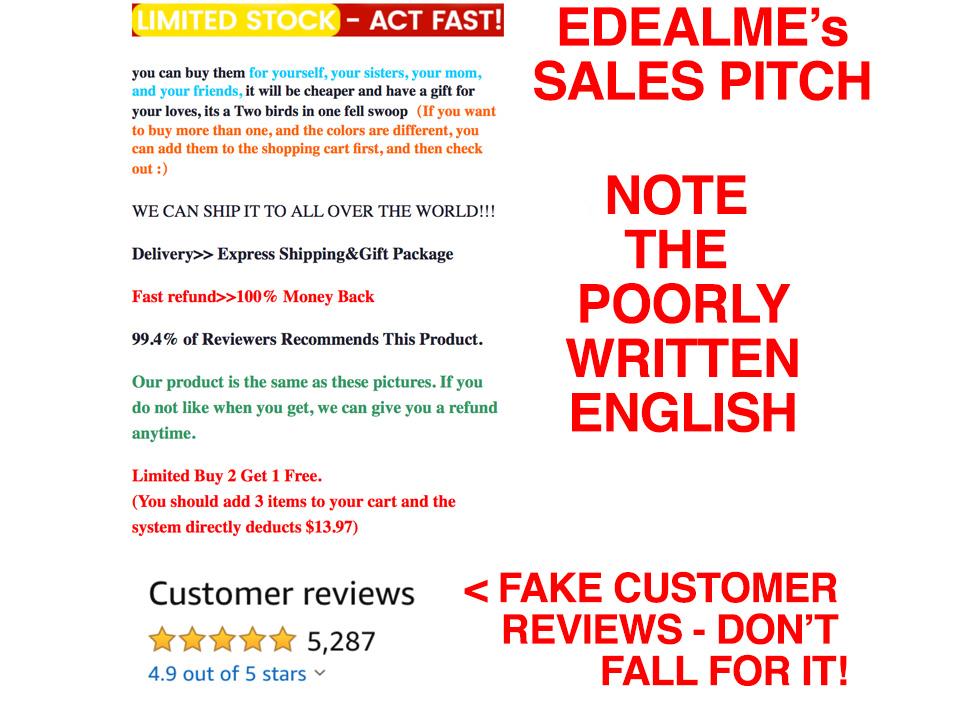 EdealMe Scam Online Store Review