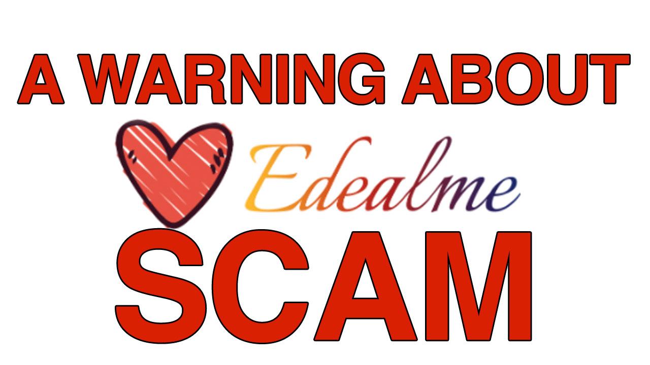 Edealme scam review fraud ripoff