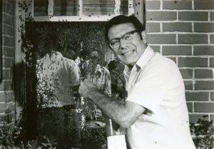 Irwin Allen The Swarm 1978 director worst disaster movie