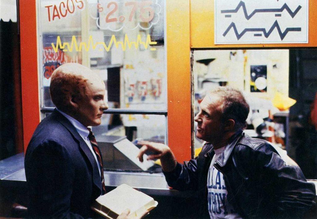 Alien Nation 1988 sci-fi cop buddy movie James Caan Mandy Patinkin