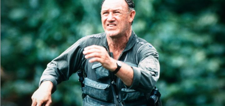 Bat 21 1988 Gene Hackman war film movie