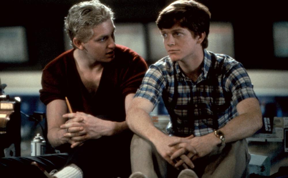 Chris Penn Eric Stoltz The Wild Life 1984 teen comedy
