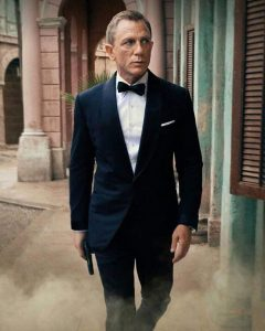 Daniel Craig James Bond No Time To Die 007