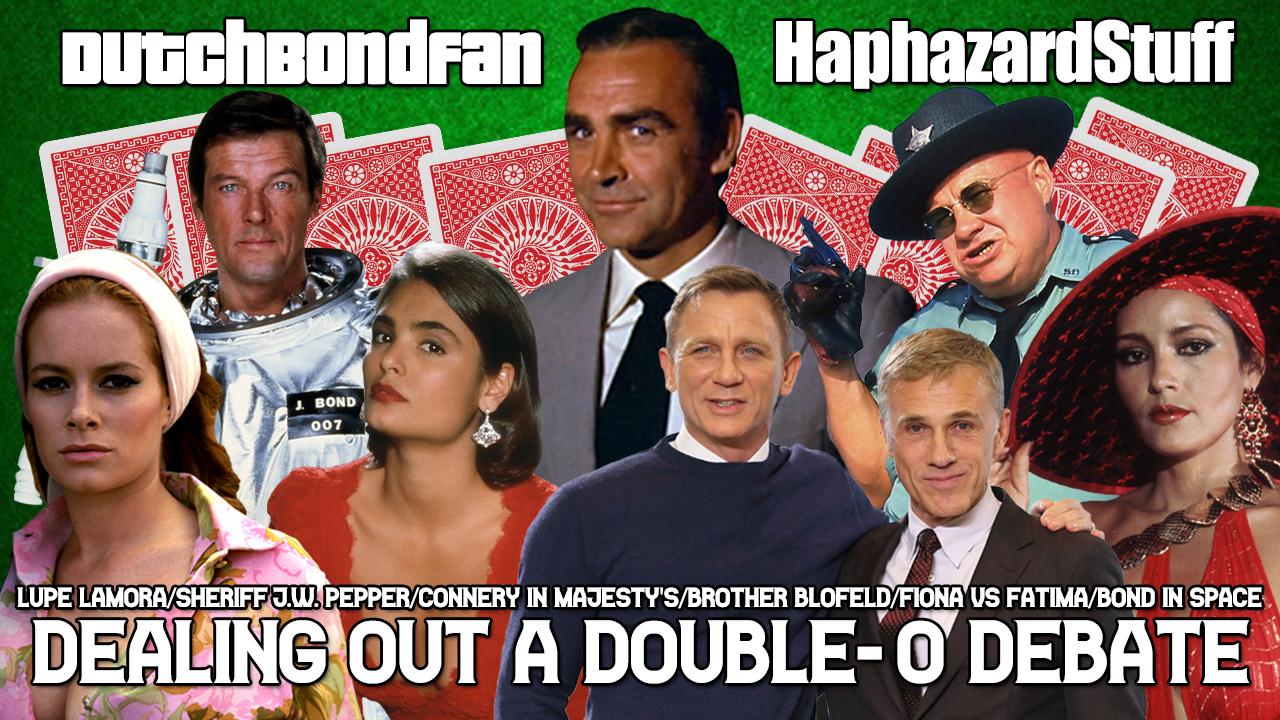 Dealing Out A OO Debate James Bond HaphazardStuff DutchBondFan