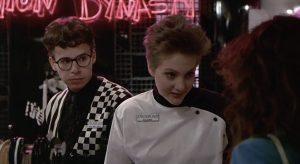 Rick Moranis Jenny Wright The Wild Life 1984 comedy