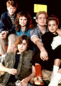 The Wild Life 1984 teen comedy cast Chris Penn Lea Thompson Eric Stoltz