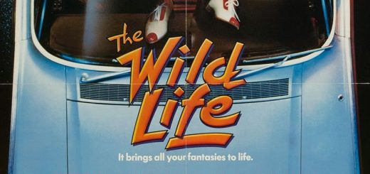 Wild Life 1984 teen comedy movie poster
