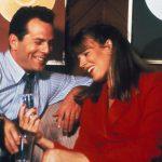 Bruce Willis Kim Basinger Blind Date 1987 romantic comedy