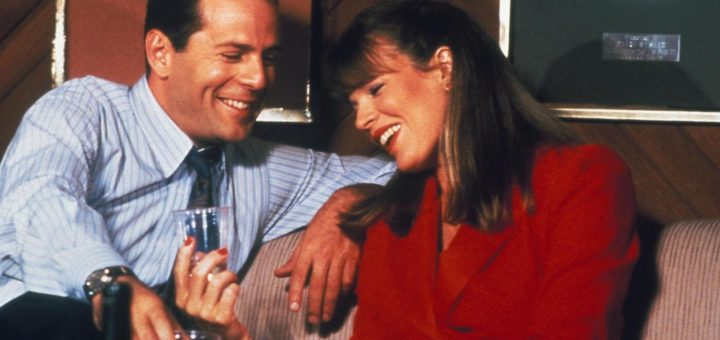 Bruce Willis Kim Basinger Blind Date 1987 romantic comedy