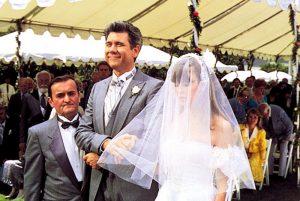 John Larroquette Kim Basinger Blind Date 1987 romantic comedy