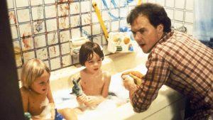 Michael Keaton in Mr. Mom 1983 comedy