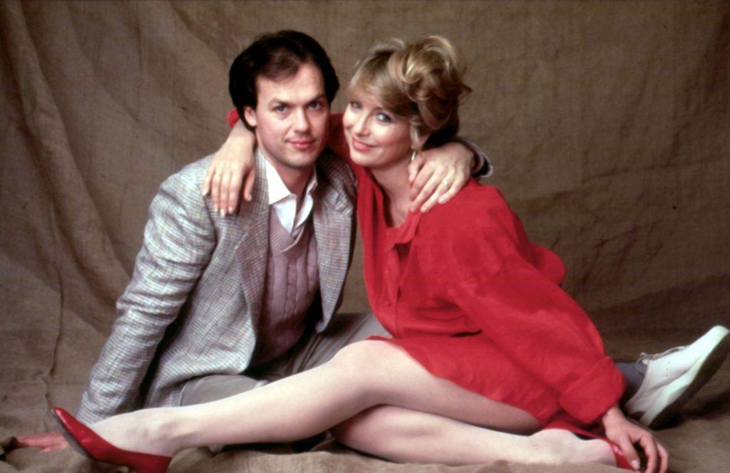 Michael Keaton Teri Garr Mr Mom 1983 comedy