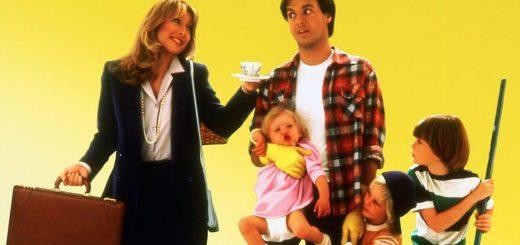 Mr. Mom Michael Keaton Teri Garr 1983 comedy