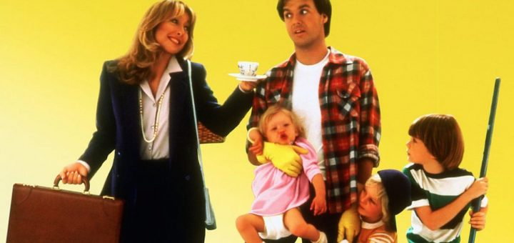 Mr. Mom Michael Keaton Teri Garr 1983 comedy