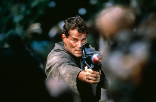 No Escape action sci-fi movie Ray Liotta