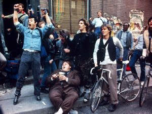 Quicksilver 1986 bike movie Kevin Bacon Paul Rodriguez