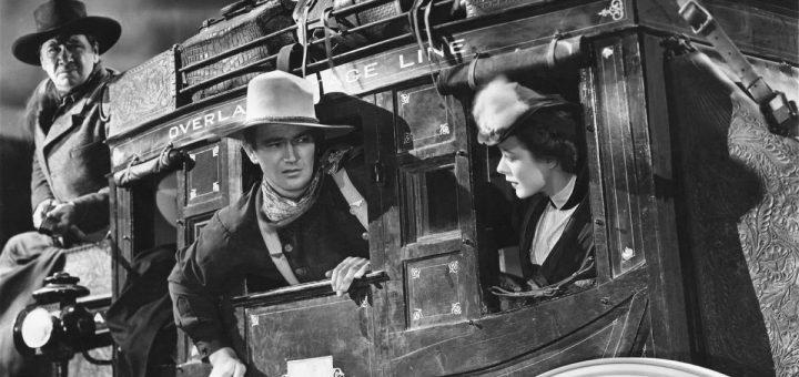 Stagecoach 1939 classic western John Wayne John Ford