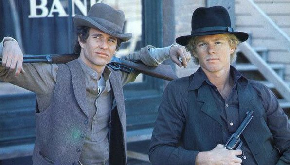 Butch Sundance Early Days 1979 Tom Berenger William Katt