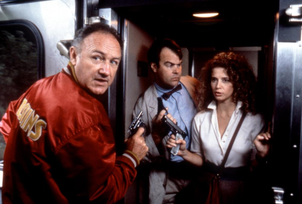 Gene Hackman Dan Aykroyd Nancy Travis Loose Cannons 1990 action comedy