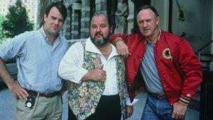 Loose Cannons 1990 Dan Aykroyd Dom DeLuise Gene Hackman cop comedy