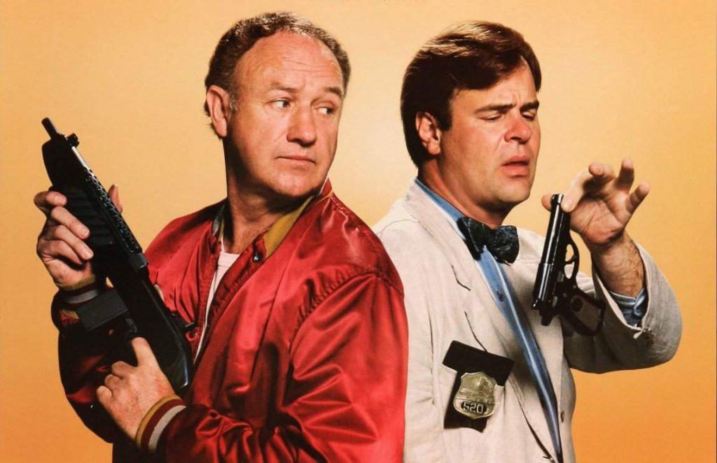 Loose Cannons 1990 Gene Hackman Dan Aykroyd cop buddy comedy