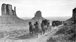Stagecoach 1939 Monument Valley Arizona movie western location