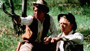 Tom Berenger Willam Katt Butch Cassidy Sundance Kid Early Days western sequel 1979