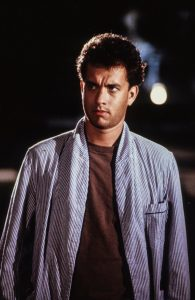 Tom Hanks in The Burbs 1989 comedy