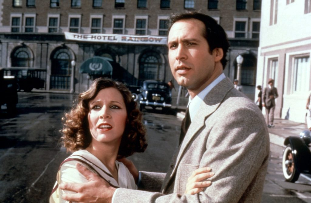 Under The Rainbow 1981 comedy Carrie Fisher Chevy Chase