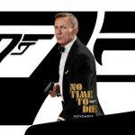Daniel Craig James Bond No Time To Die Film Poster November 2020