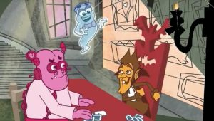 Monster cereals Count Chocula Franken Boo Berry tv commercial