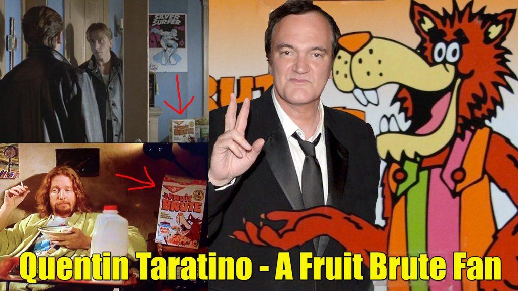 Quentin Tarantino Fruit Brute Fan Easter Eggs Pulp Fiction Reservoir Dogs