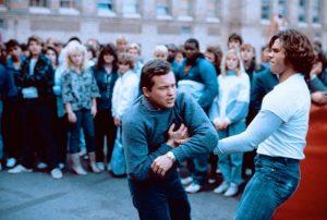 Three O'Clock High 1987 bully school comedy
