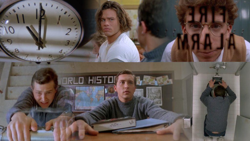 Three O'Clock High 1987 classic cult comedy